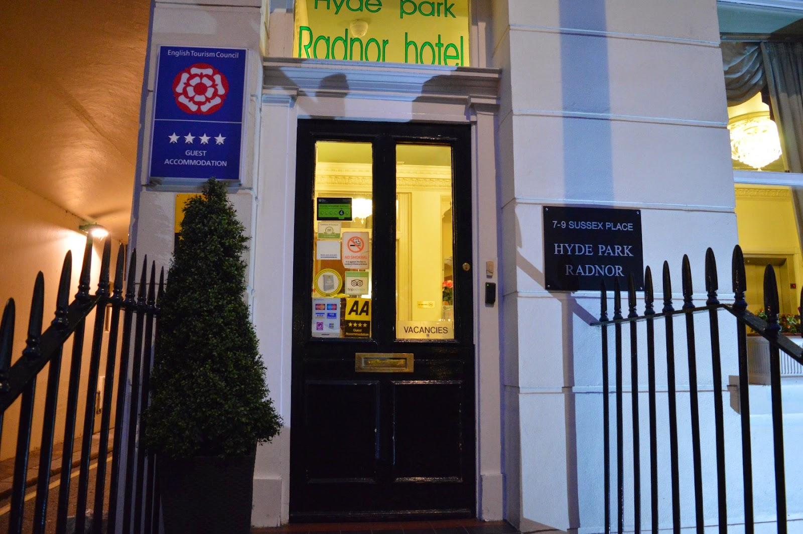 Dove dormire a Londra: B&B Hyde Park Radnor