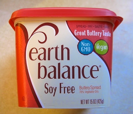 Earth Balance Soy-Free Margarine (Vegan) Veega