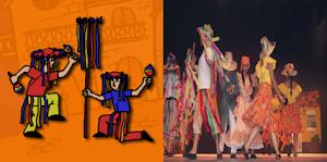 Los pastores baile tipico del municipio