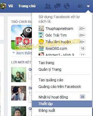 Cách chặn và bỏ chặn Facebook (FB) của bạn bè & 1 người khác