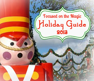 Disney Style Holiday Fun! From gifts and recipes to magical events!