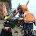 DVD e Blu-Ray de Kamen Rider Taisen em Agosto
