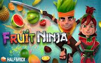 لعبة فروت نينجا Fruit Ninja Free