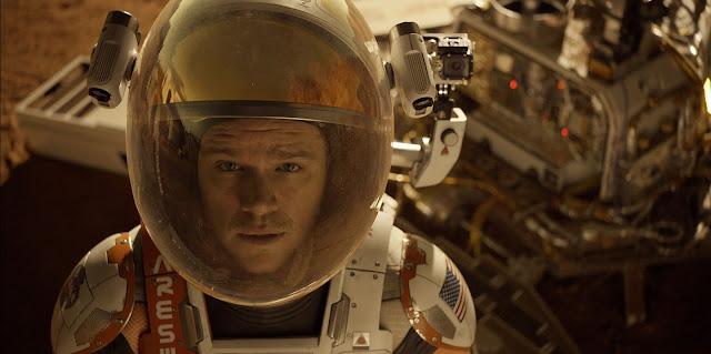 Veja Matt Damon em trailer inédito de Perdido em Marte, ficção científica de Ridley Scott
