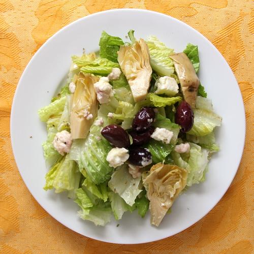 Cookistry: Meyer Lemon Salad