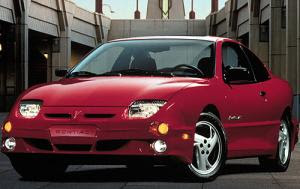 2001 Pontiac Sunfire Owner's Manual