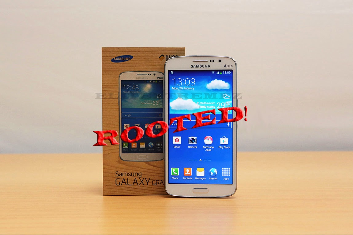 How to Root Galaxy Grand 2