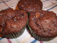 http://karissawagner.blogspot.com/2013/06/greek-yogurt-chocolate-muffins.html