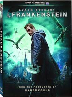 poster 1 del dvd I Frankenstein 2014