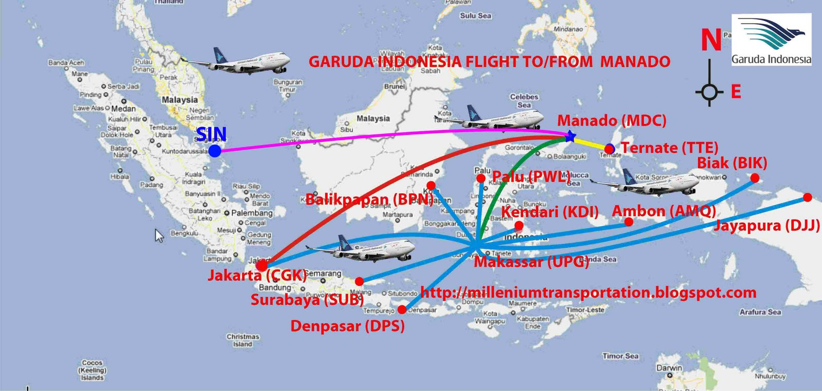 Bandung airport indonesia map sciox Image collections