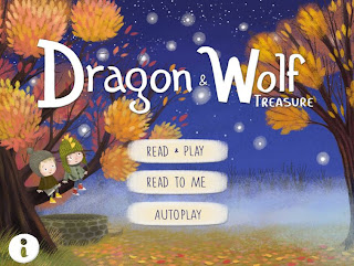 Dragon & Wolf cover