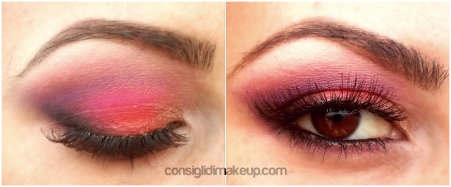 trucco make-up estivo