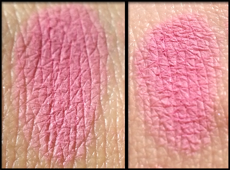 Neve Cosmetics - Blush Minerale - Soho swatch