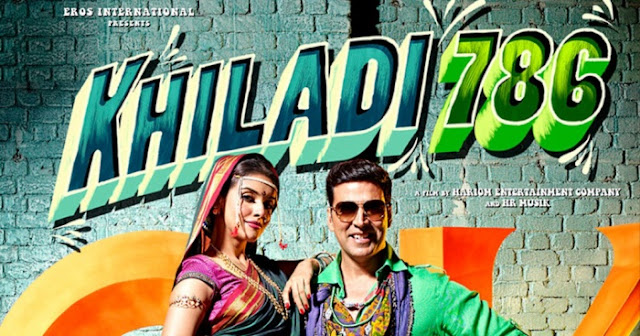 Khiladi 786 Full Movie Bluray