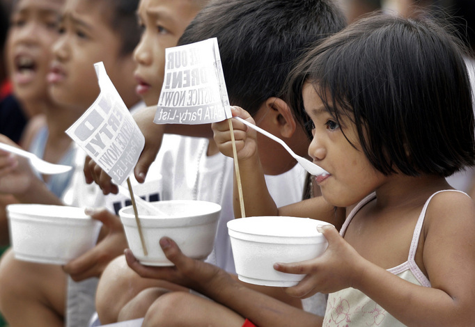 malnutrition in the philippine society problems Malnutrition remains as one of the biggest problems that constrain school-age children from attending or performing well in school.