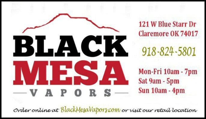 Black Mesa Vapors