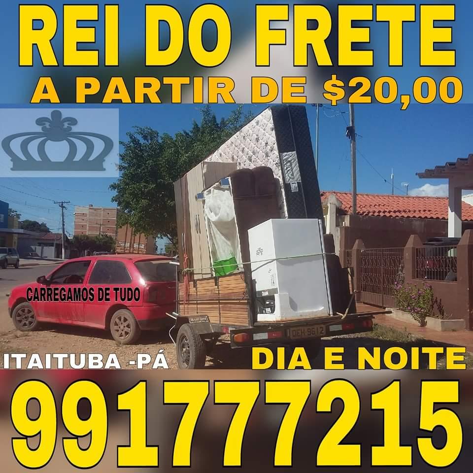 Rei do Frete ITAITUBA/PA