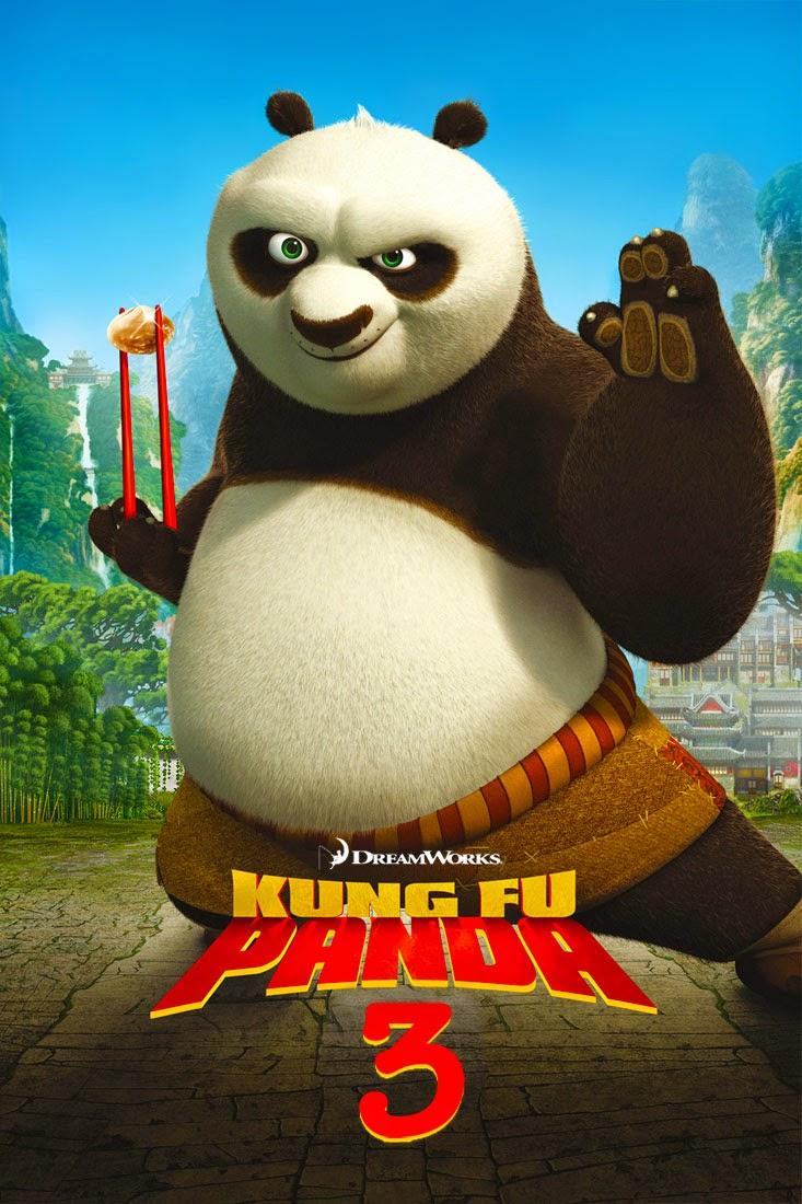 Film Kung Fu Panda 3 2016 Bioskop