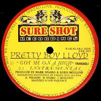Pretty Boy Lloyd - Got Me On A High (VLS) (1997)