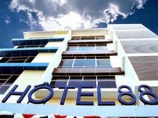 Hotel Murah Dekat ITS - Hotel 88 Embong Kenongo