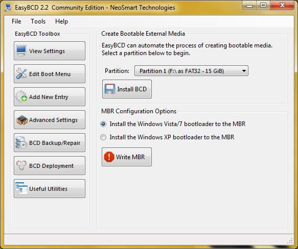 creare usb avviabile per installare sistema operativo
