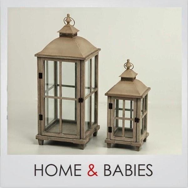 Home babies tienda fisica y online faroles para el patio - Faroles portavelas exterior ...