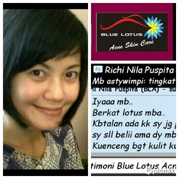 Blue Lotus Acne Skin Sereis