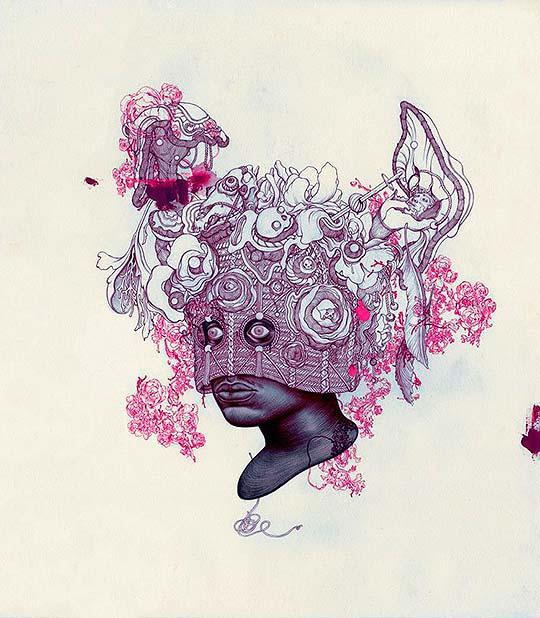 Pintura, ilustración y arte con James Jean