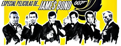 Especial Películas de James Bond 007