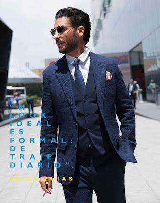 Erick Elías Revista Grazia México