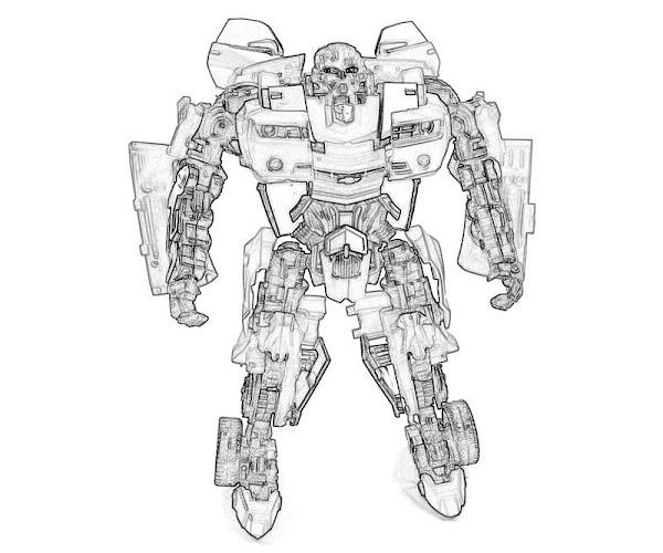 Transformers Prime Megatron Coloring Pages Colorings