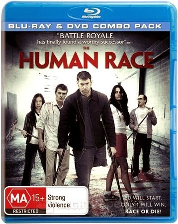 The Human Race 2013 BRRip 480P 300MB ESub