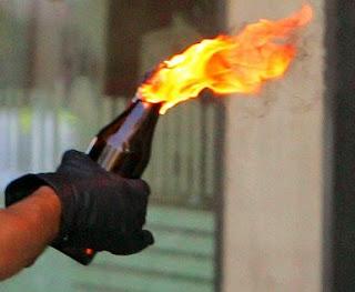 أسلحة سميت على أسماء مخترعيها Molotov