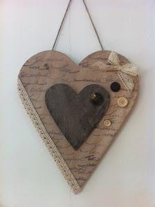 Coeur rétro