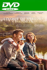 Lo que de verdad importa (2017) DVDRip Latino AC3 2.0 / Español Castellano AC3 5.1
