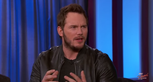 chris pratt spielberg