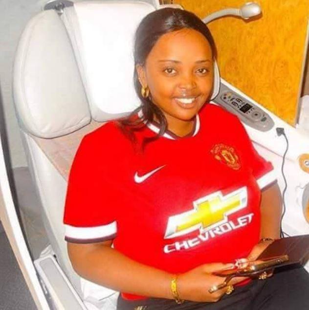 Image result for kenya arsenal female fans