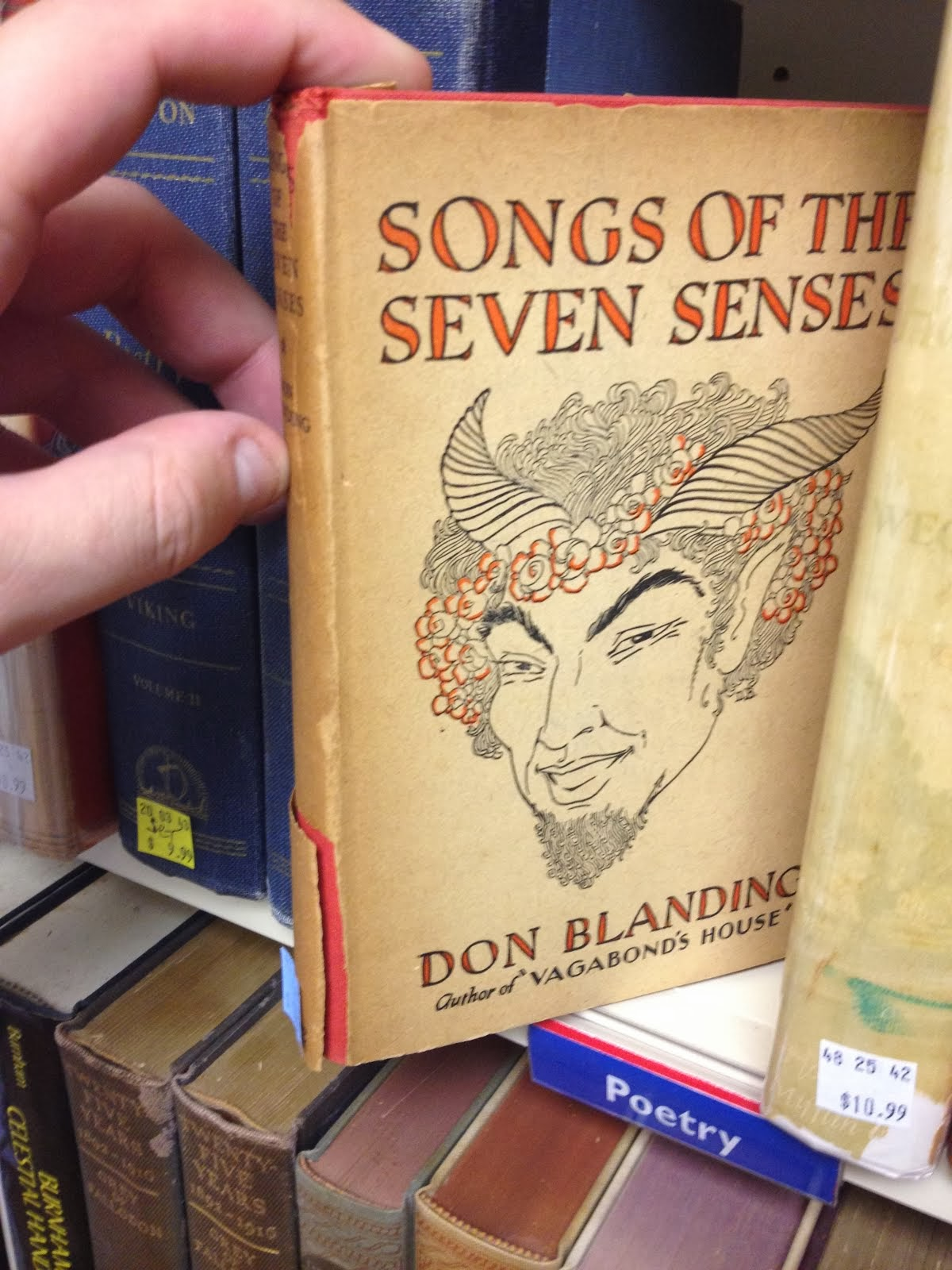 Songs of the Seven Senses