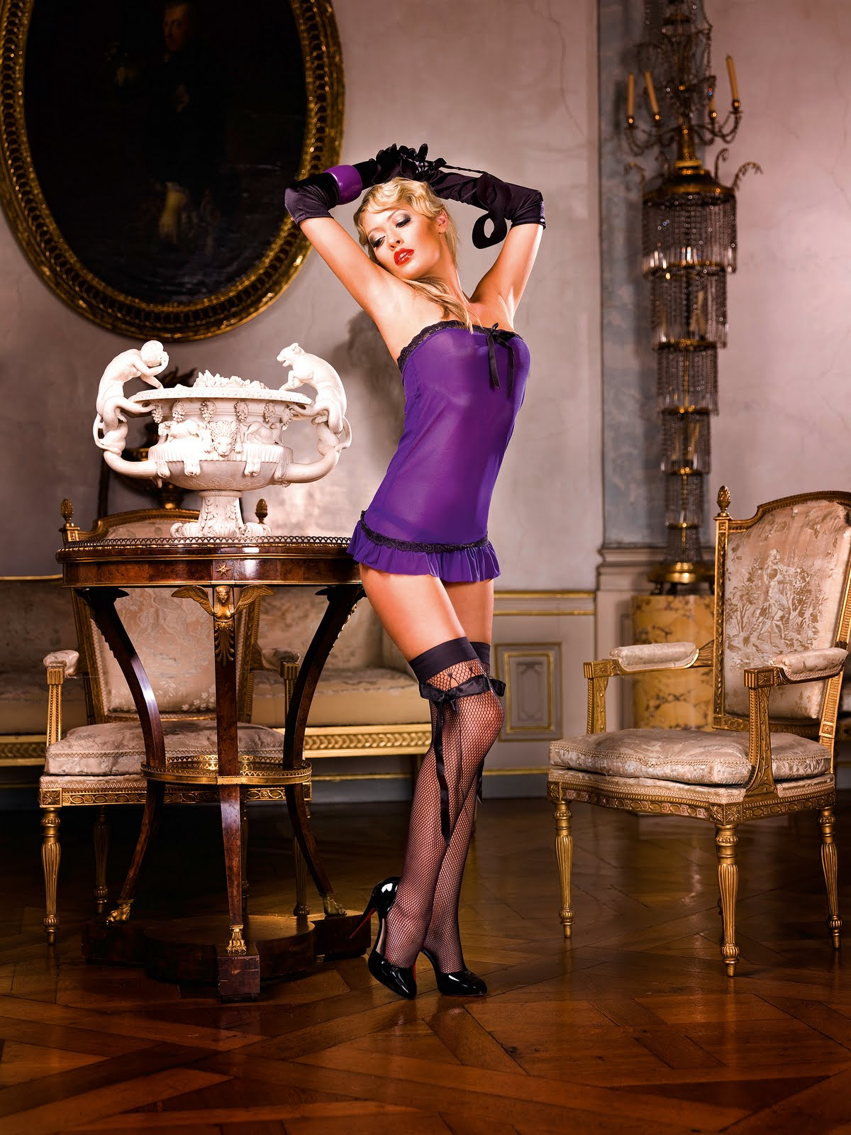 The Diary of Lingerie Diva: April 2011
