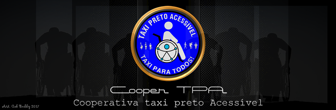 Táxi Preto Acessível - Cooper TPA