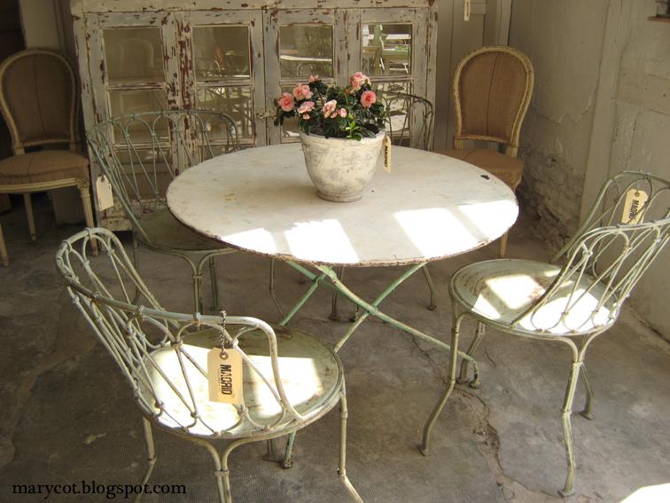 Marycot citas decorativas en madrid for Muebles de jardin madrid