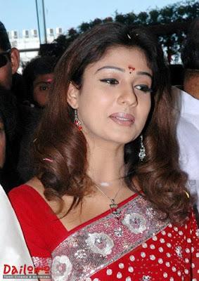 Nayanthara hot letast image