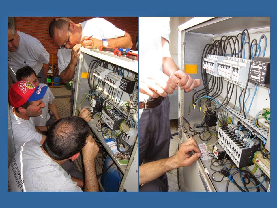 Taller empleo alaqu s energia neta cambio contactores en m quinas climatizadoras olivar 1 - Trabajo en alaquas ...