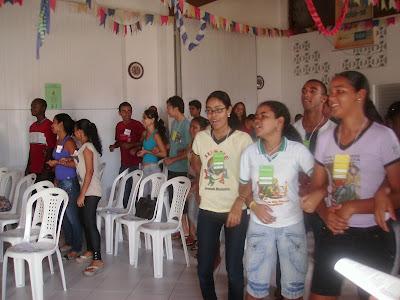 Arquidiocese de Aracaju/SE realiza Retiro da JM