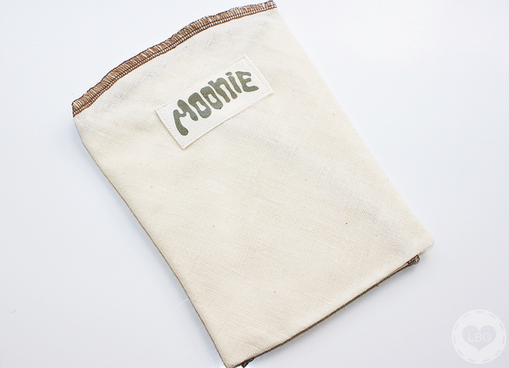 Moonie Face Cloth