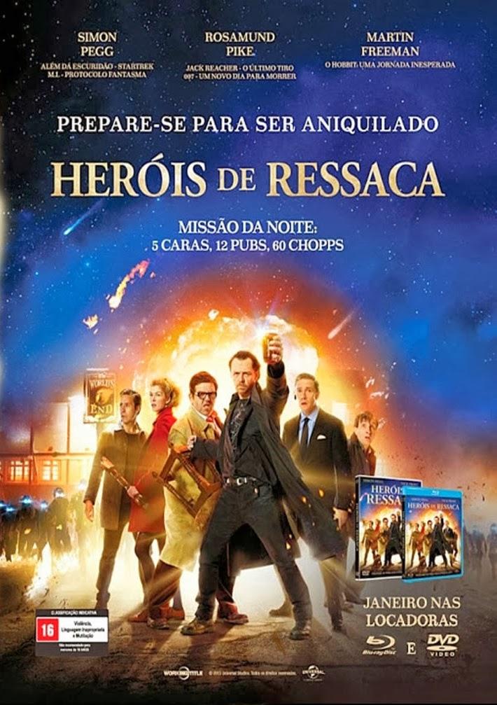 Heróis de Ressaca – Dublado (2013)
