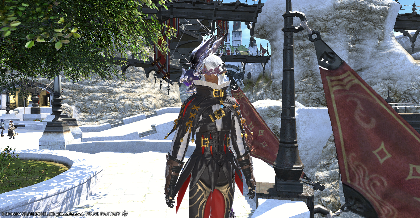 how to change chat box ffxiv