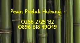 Sentra Pengrajin Bambu Sukabumi