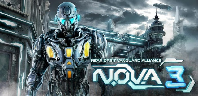 N.O.V.A 3 – Full – Apk+Datos – Android – MG