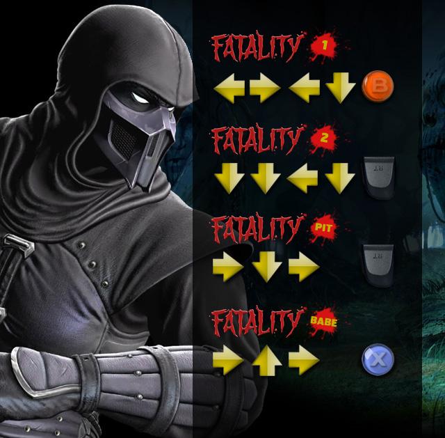 Akatsukininja Animes E Games Mortal Kombat Todos Fatalities